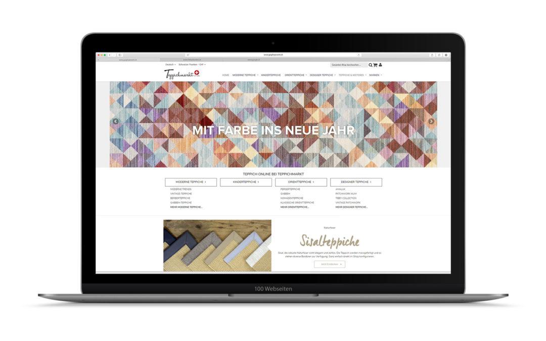 Teppichmarkt Onlineshop